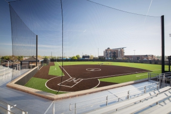 Timberlake Construction project - UCO Softball Complex