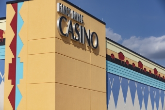 Timberlake Construction project - Fancy Dance Casino