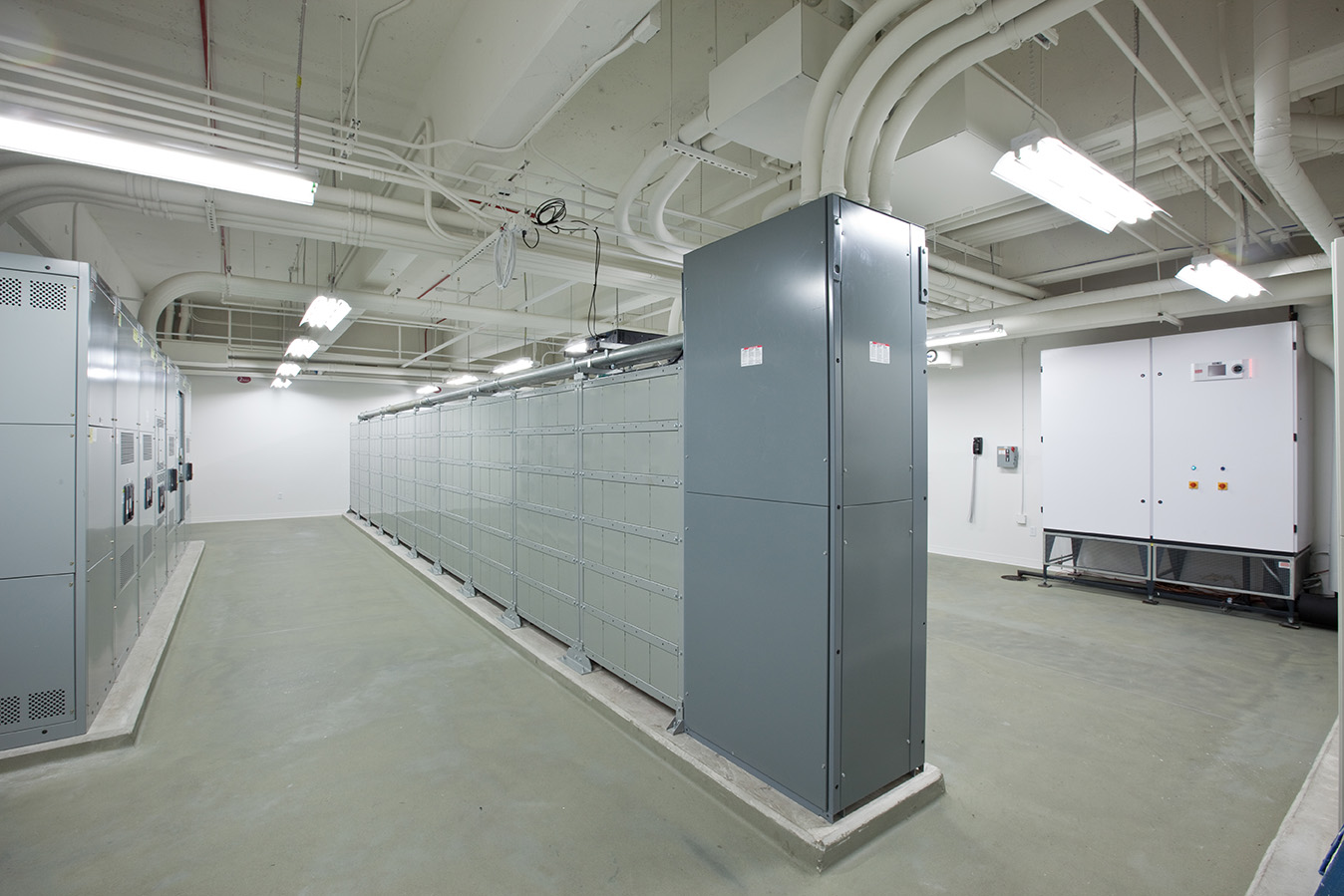 Timberlake Construction project - Enterprise Data Center at OU Health Sciences Center