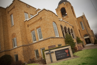 Timberlake Construction project - First Christian Church of Ponca City