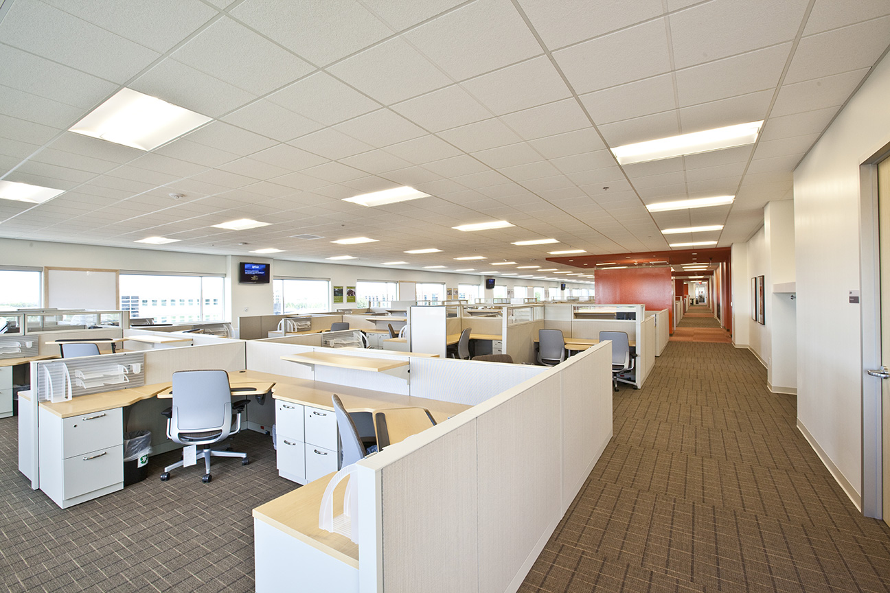 Timberlake Construction project - AAA Call Center