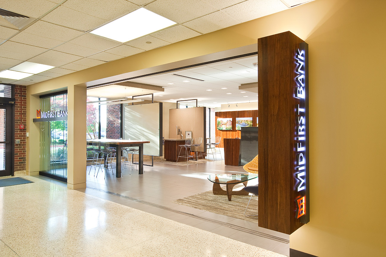 Timberlake Construction project - MidFirst Bank: UCO