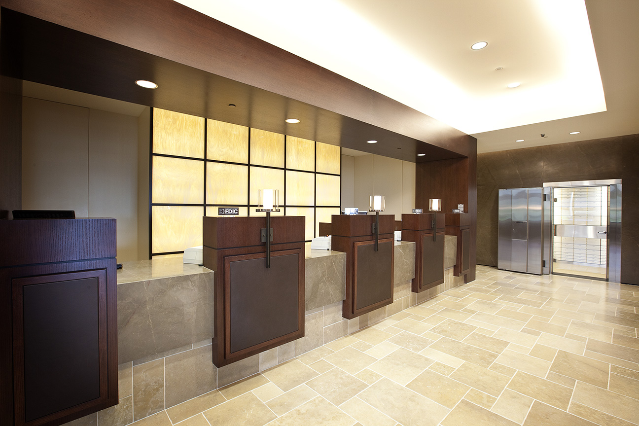 Timberlake Construction project - MidFirst Bank: OBI