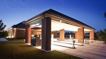 Timberlake Construction project - MidFirst Bank: Broken Arrow