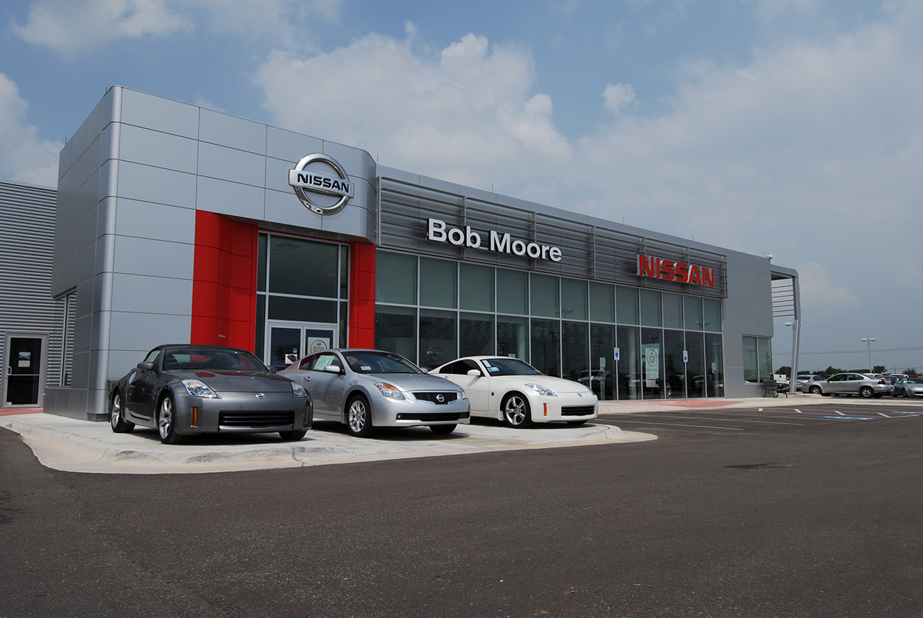 Timberlake Construction project - Bob Moore Auto Group