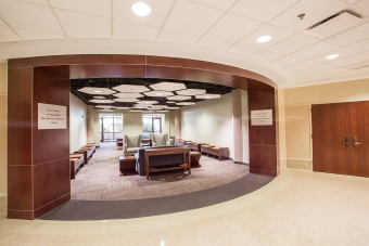 Timberlake Construction project - OUHSC Dental Clinical Sciences Building Remodel