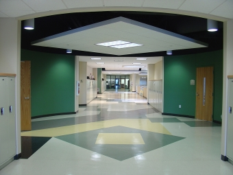 Timberlake Construction project - Bishop McGuinness Academic Facility