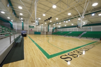 Timberlake Construction project - Bishop McGuinness Athletic Facility