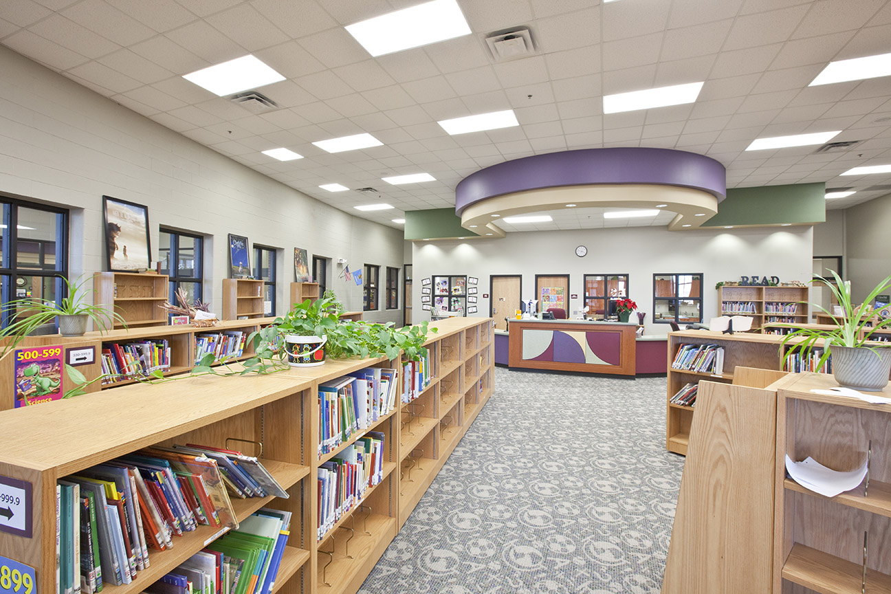 Timberlake Construction project - West Field Elementary School