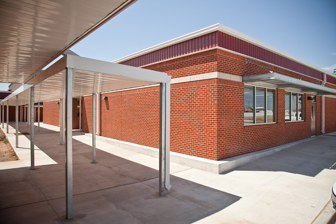 Timberlake Construction project - Hennessey High School