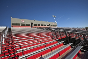 Timberlake Construction project - Mustang High School Stadium